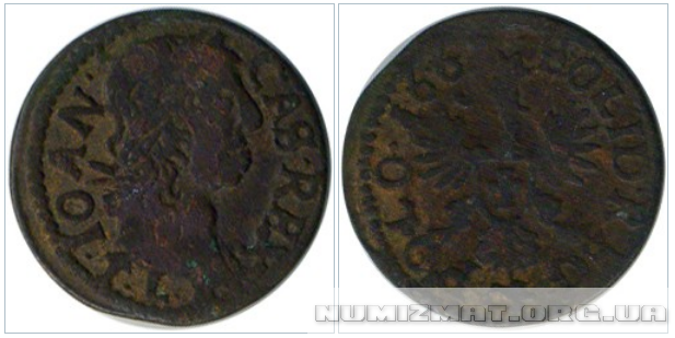 1 solid 1663 Poland